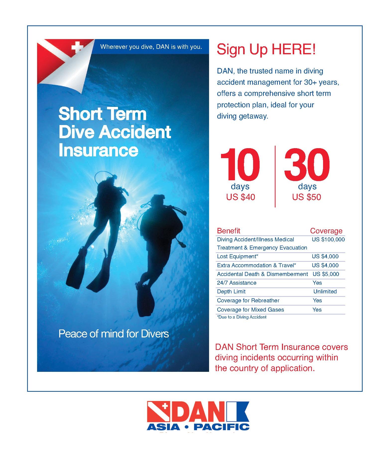 DAN Insurance